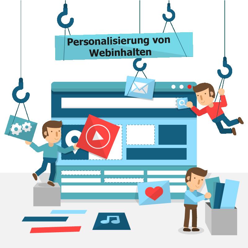 Personaliesirung von Webinhalten
