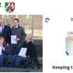 10.04.2019 – Easy Reading beim Landesbehindertenbeirat NRW