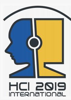 Easy Reading auf der 21. Internationalen Konferenz on Human-Computer-Interaction (HCI) in Orlando