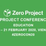 Easy Reading auf der Zero Project Konferenz im Februar 2020