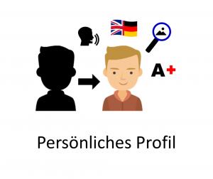 Persönliches Profil