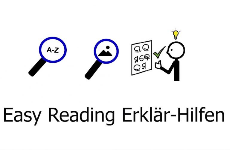 Easy Reading - Video Erklärhilfen