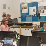 Easy Reading – TV Shooting for Science Show Xenius on ARTE
