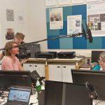 TV-publik visar intresse för Easy Reading-projektet